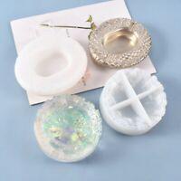 DIY Crystal Epoxy Resin Mould Bird's Nest Ashtray/Mountain Ashtray Silicone Mold