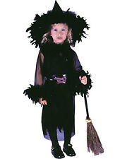 Morris Costumes Childrens Toddlers Fairies & Angels Feathery Witch 3T-4T. FW1503
