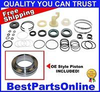 Power Steering Rack and Pinion Seal Kit for Hyundai Sonata 99-05 5779038A00