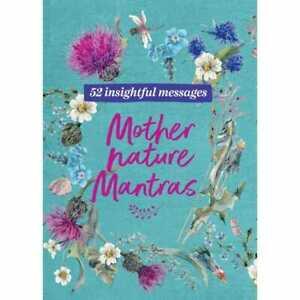 Soul & Spirit 52 insightful messages Mother Nature Mantras cards