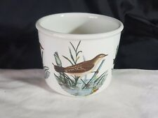 Vintage Portmeirion Birds of Britain Sugar Bowl