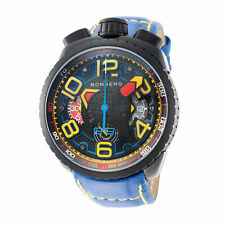 Bomberg BOLT-68 BS47CHAPBA-041-3-3 Men's Blue Dial 47mm Automatic Watch
