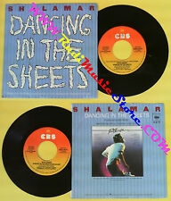 LP 45 7'' SHALAMAR Dancing in the sheets 1984 italy CBS A 4171 no cd mc dvd
