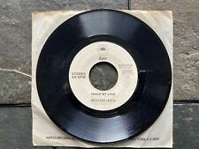 Webster Lewis Touch My Love Promo 45 Record Item #4288