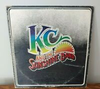 KC And The Sunshine Band Tk-603 Boogie Shoes Vinyl Record 1975 VG/VG+