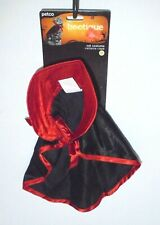 Petco Vampire Cape Cat Costume Pet NEW One Size Halloween Clothes