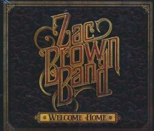 ZAC BROWN BAND Welcome Home CD BRAND NEW Gatefold Sleeve