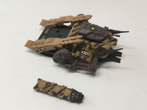 Kenner Mega Force 1989 Skorpion Armored Assault Launcher Complete