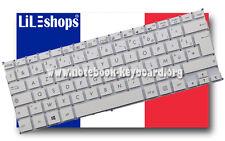 Clavier Français Original Blanc Pour Asus EeeBook X205T X205TA Série NEUF