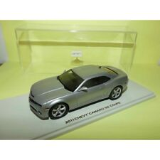 CHEVROLET CAMARO SS COUPE 2011 Gris LUXURY SPARK 101089 1:43
