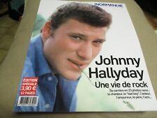 """REVUE """"PARIS NORMANDIE HS : JOHNNY HALLYDAY, UNE VIE DE ROCK"""""""