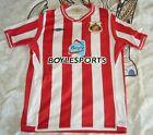 Sunderland football shirt Home child boy 146 cm 9-10 yrs 2009  - 2010 Umbro