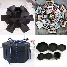 Surprise Love Explosion Box Gift Anniversary Scrapbook DIY Folding Photo Album