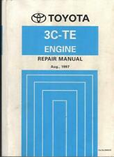 TOYOTA ESTIMA LUCIDA EMINA,PICNIC 3C-TE 2.2 TURBO DIESEL ENGINE WORKSHOP MANUAL