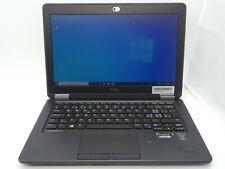 Dell latitude E7250 Laptop Intel Core i7-5600U - 256GB SSD - 8GB -Vom Händler