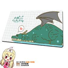Miss Kobayashi's Dragon Maid Tohru Dinosaur Large Mouse pad Playmat Cosplay