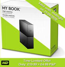 Western Digital WD My Book Desktop HDD Enclosure WDBBGB0000HBK [Diskless] USB 3
