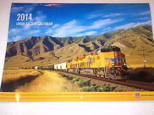 UP 2014 Calendar of Heritage Units Union Pacific Pictures in Large Color Format