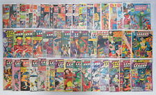 Lot 47 DC Comics Justice League America Issues #20-226 Silver/Bronze Age 1963-84