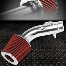 FOR 06-11 HONDA CIVIC SI LIGHTWEIGHT SHORT RAM AIR INTAKE SYSTEM+RED CONE FILTER