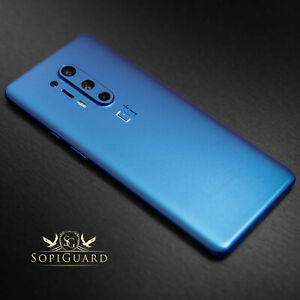 SopiGuard 3M Avery Oracal Carbon Fiber Skin Back Only for Oneplus 8 Pro