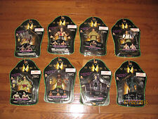 NEW Action Figure Lot COMPLETE SET x8 THE MUMMY Toy Island O'Connell Imhotep