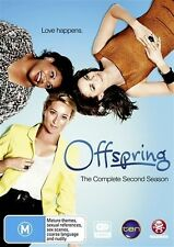 Offspring : Series 2 (DVD, 2011, 4-Disc Set) NEW SEALED Region 4