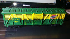 Ho Life-Like 8488 Cnw Chicago North Western 40' Stock Car #15040 Free Shipping