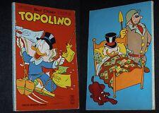 ***TOPOLINO N. 346*** 15 LUGLIO 1962