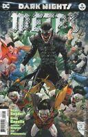 Dark Nights Metal #6 NM Variant Set Lot (2018) DC Comics Batman