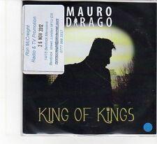 (FB814) Mauro Dirago, King Of Kings - 2012 DJ CD