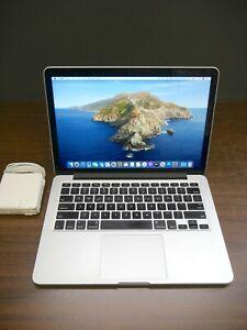 """Apple 2014 MacBook Pro 13"""" Retina / 2.6Ghz i5 / 16GB RAM / 256GB SSD Warranty"""