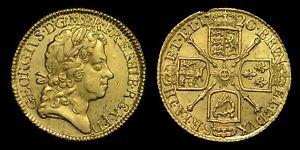 SCARCE GEORGE I 1720 GOLD GUINEA