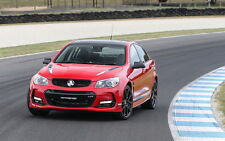 2017 HOLDEN COMMODORE MOTORSPORT EDN LS3 A4 POSTER GLOSS PRINT LAMINATED