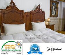 100% HUNGARIAN Goose Down Comforter, Duvet - 58oz QUEEN, 88in x 92in (Winter)
