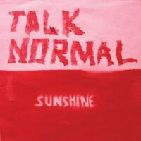 "Talk Normal : Sunshine VINYL 12"" Album (2013) ***NEW*** FREE Shipping, Save £s"