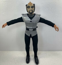 "1979 MEGO STAR TREK ACTION FIGURE 12"" KLINGON Vintage"