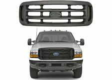 Replacement Black Paintable Grill For 1999-2004 Ford F-250 F-350 New Free Ship