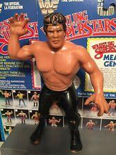 WWE Ricky Steamboat Wrestling figure wwf ljn Used Toy vintage Missing finger NWA