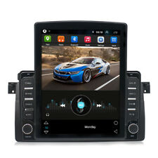 9.7'' Rotatable Screen Android 10.1 Car Stereo MP5 GPS Fit For BMW E46 3 Series