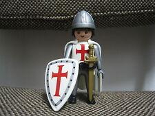 Playmobil - Special 4534 - Soldado Medieval Cruzado Cruzadas - (COMPLETO)