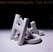 REO Speedwagon The Hit 1988 CD Condition Very Good Not A Music Club CD EK 44202