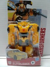 Bumblebee Transformers Authentics Bravo Brand New