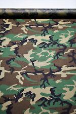 Camo Fabric 1000D Woodlands 60