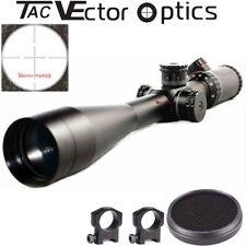 Vector Optics Sentinel 10-40x50 Clear Illuminated MP Tatical Rifle Scope Hunting