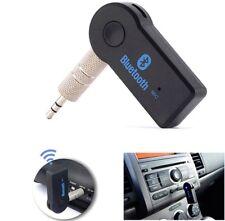 ✅Bluetooth Audio Receiver KFZ Adapter AUX Kabel Auto 3.5mm Klinke USB Empfänger✅