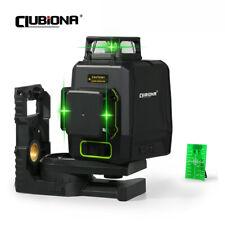 Clubiona 12 Lines 3d Greenred Beam Laser Level Self Leveling Cross Line Measure