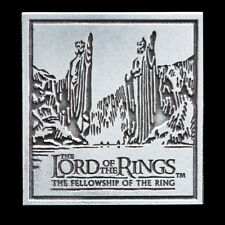 The Fellowship of the Ring Collector's Pin by Weta Authentic Lotr Frodo Aragorn