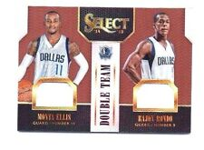 Monta Ellis,Rajon Rondo 2014-15 Select, Double Team, Materials, Copper Prizm,/49
