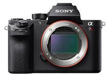 Sony Alpha 7R II Spiegellose Digitalkamera (Nur Gehäuse) - Schwarz (ILCE7RM2B.CEC)